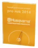 Nejlepší prodejce Husqvarna 2014